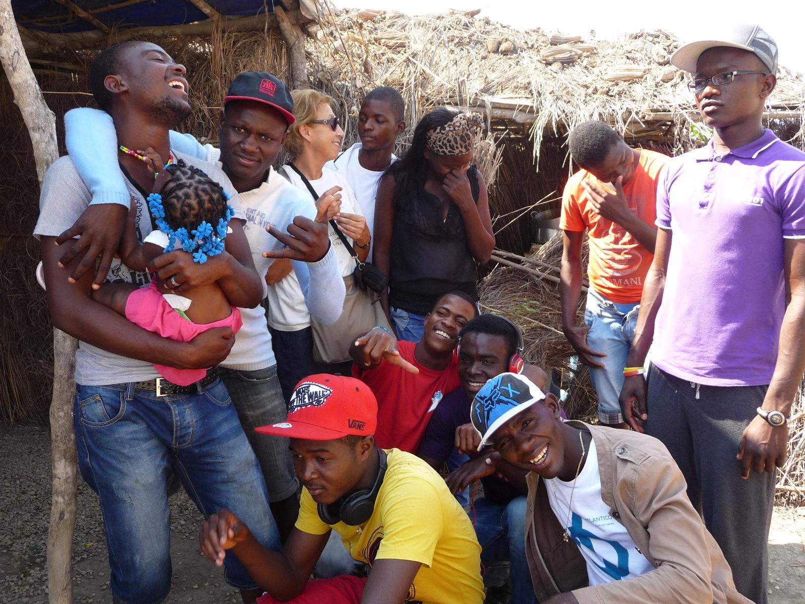 ragazzi Angola