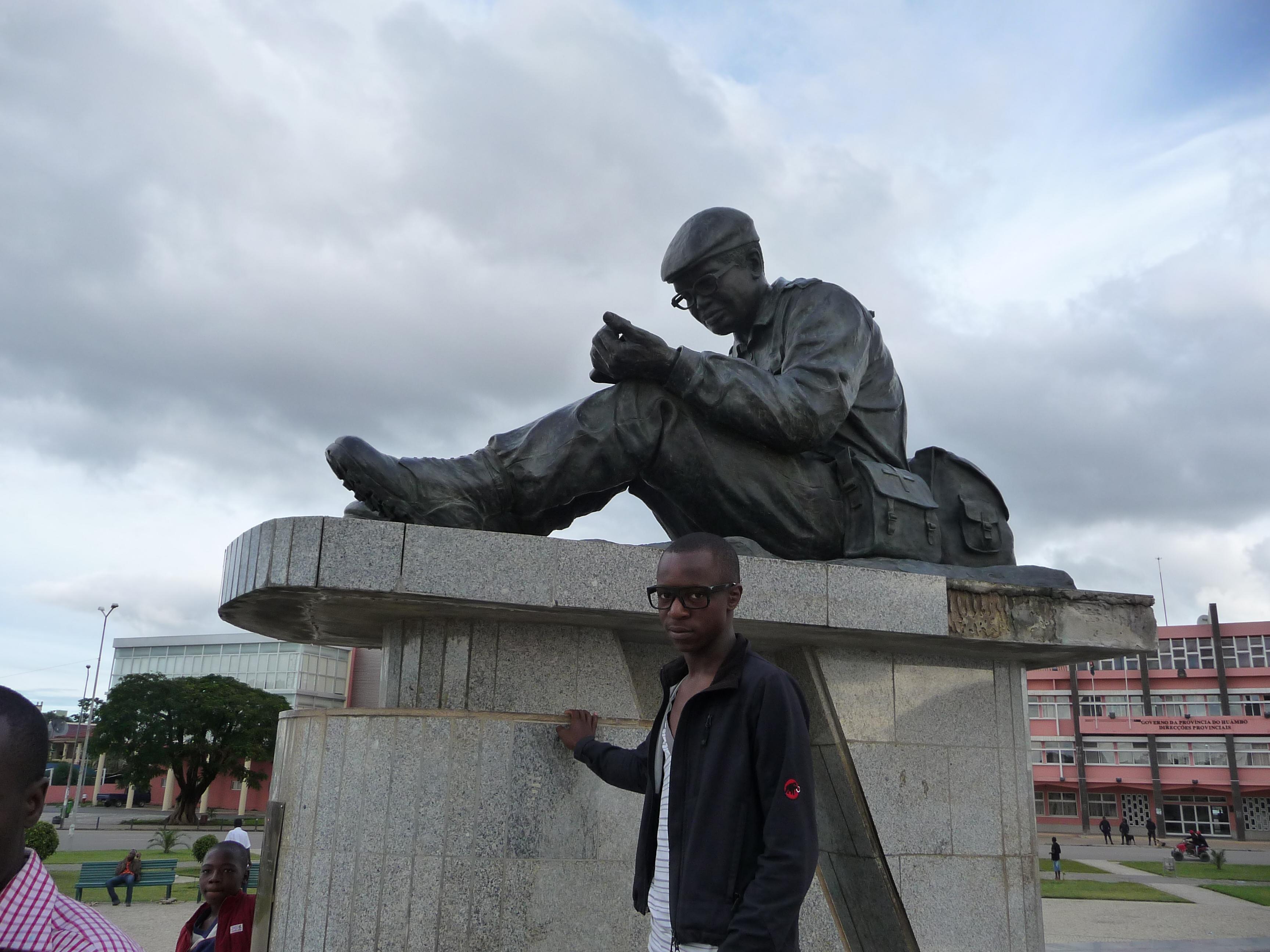Statua Luanda