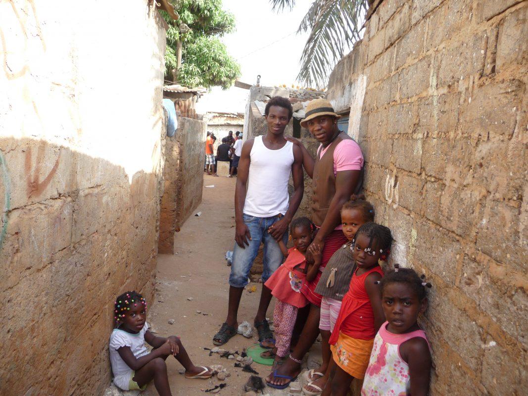 Popolazione Angola