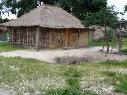 abitazione Angola