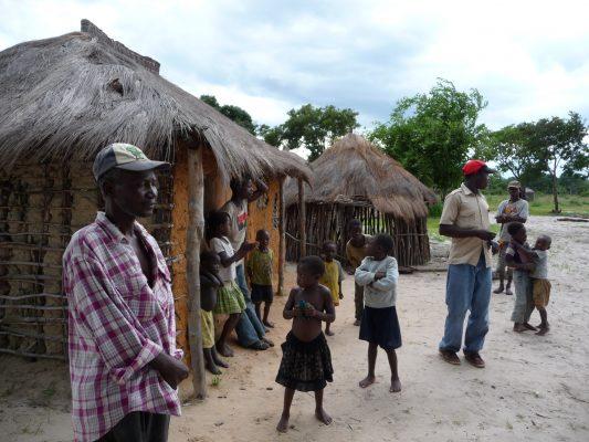 abitazioni Angola